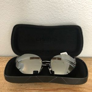 f79b34fc9442 CHANEL Accessories - Chanel cat eye sunglasses